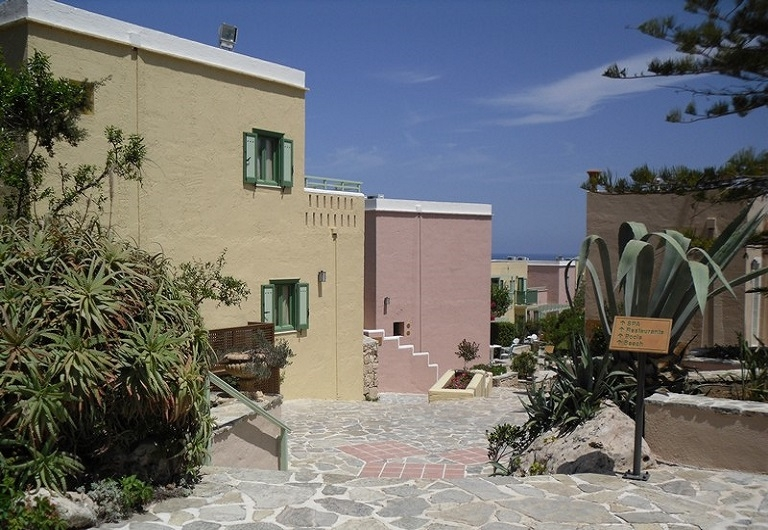 Hotel renovation and remodeling Aquis Silva Beach, Hersonissos, Crete